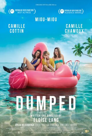 Dumped (2018) Main Poster