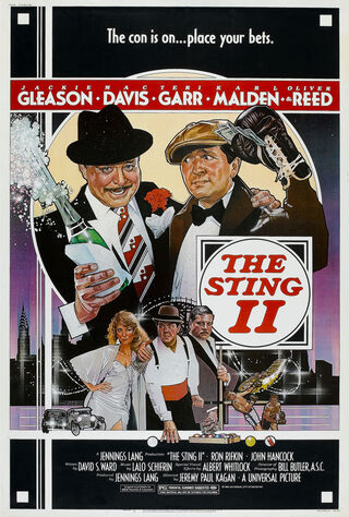 The Sting II (1983) Main Poster