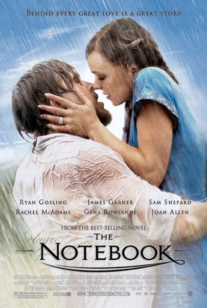 The Notebook (2004) Main Poster