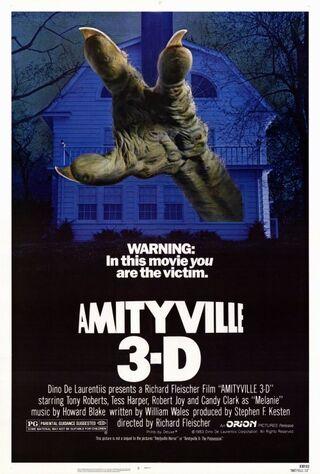 Amityville 3-D (1983) Main Poster