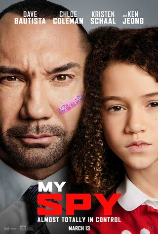 My Spy (2020) Main Poster