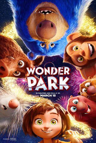 Wonder Park (2019) Main Poster