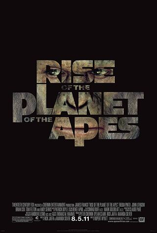 Rise of the Planet of the Apes (2011) Main Poster