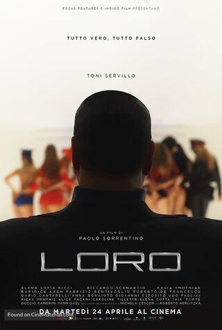 Loro 1 (2019) Main Poster