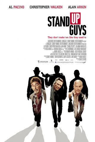 Stand Up Guys (2013) Main Poster