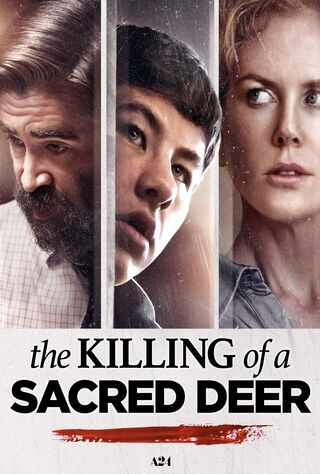 The Killing Of A Sacred Deer (2017) Main Poster