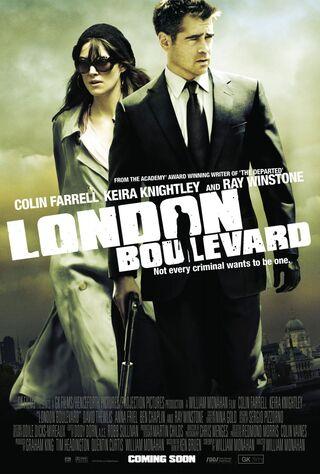 London Boulevard (2010) Main Poster