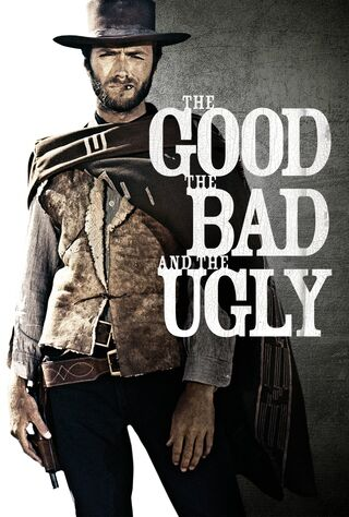 The Good, The Bad And The Ugly (1967) Main Poster