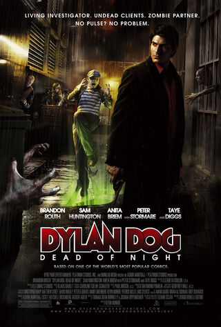 Dylan Dog: Dead Of Night (2011) Main Poster