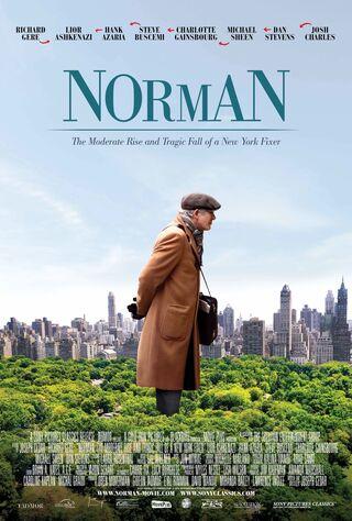 Norman (2017) Main Poster