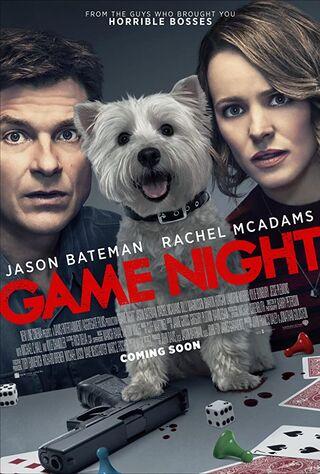 Game Night (2018) Main Poster