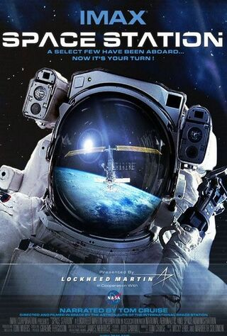 Space Station 3D (2002) Main Poster