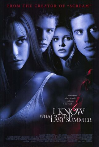 I Know What You Did Last Summer (1997) Main Poster