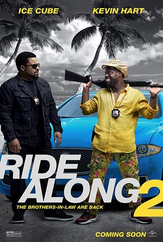 Ride Along 2 (2016) Main Poster
