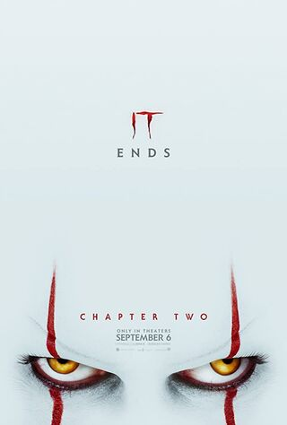 It Chapter Two (2019) Main Poster
