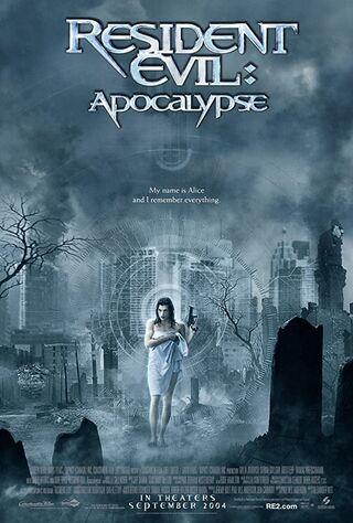 Resident Evil: Apocalypse (2004) Main Poster