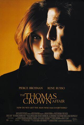 The Thomas Crown Affair (1999) Main Poster