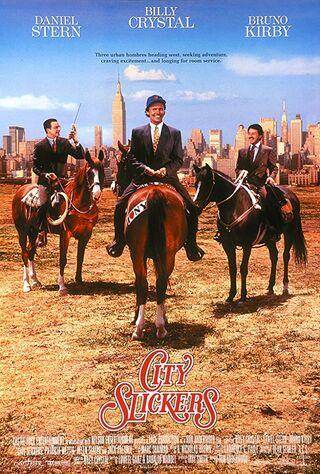 City Slickers (1991) Main Poster