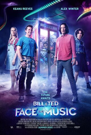 Bill & Ted Face The Music (2020) Main Poster