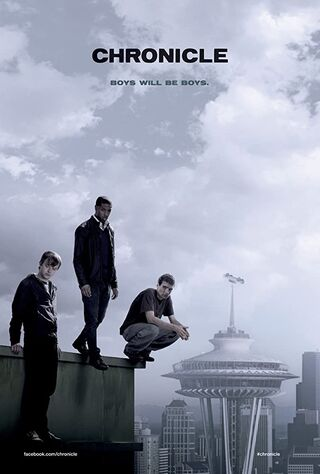 Chronicle (2012) Main Poster