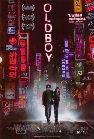 Oldboy (2003) Main Poster