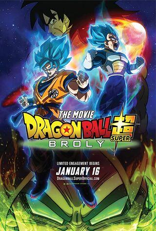 Dragon Ball Super: Broly (2019) Main Poster