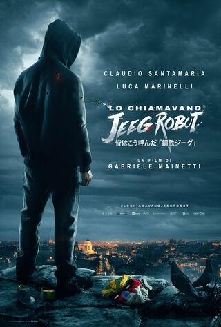 They Call Me Jeeg (2016) Main Poster