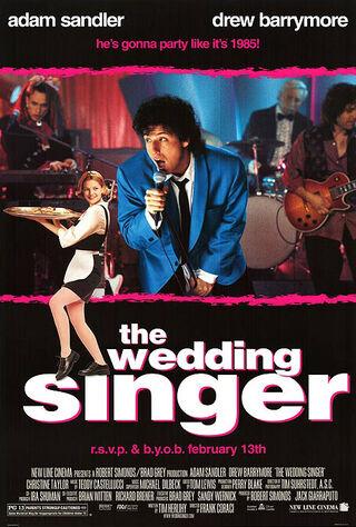 The Wedding Singer (1998) Main Poster