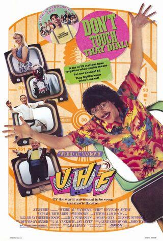 UHF (1989) Main Poster