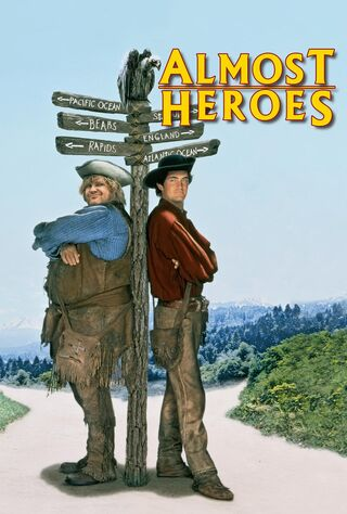 Almost Heroes (1998) Main Poster