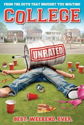 College (2008) Main Poster