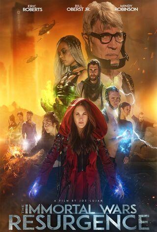 Immortal Hero (2019) Main Poster