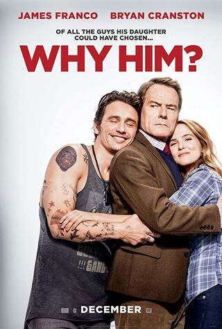 Why Him? (2016) Main Poster