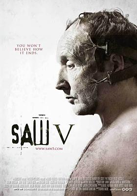 Saw V (2008) Main Poster