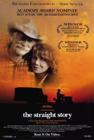 The Straight Story (1999) Main Poster