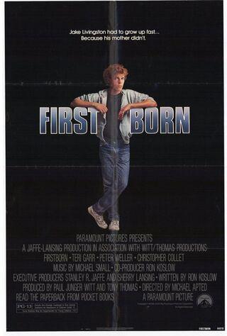 Firstborn (1984) Main Poster