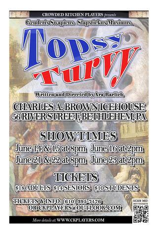 Topsy-Turvy (2000) Main Poster