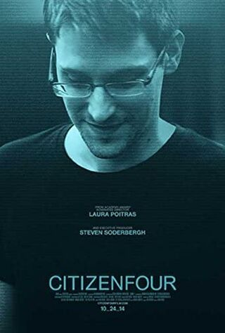 Citizenfour (2014) Main Poster