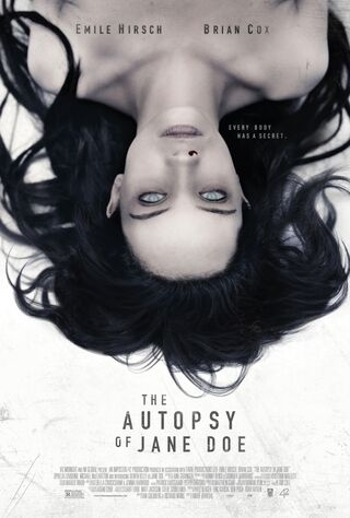 The Autopsy Of Jane Doe (2016) Main Poster