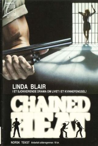 Chained Heat (1983) Main Poster