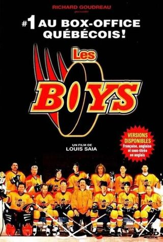 Les Boys II (1998) Main Poster