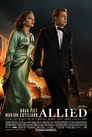 Allied (2016) Main Poster