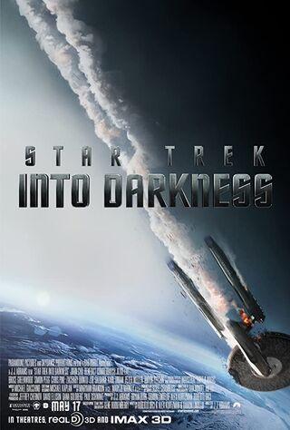 Star Trek Into Darkness (2013) Main Poster