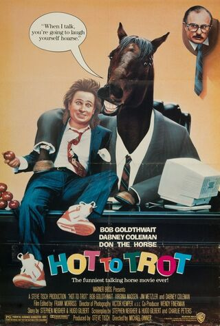 Hot To Trot (1988) Main Poster