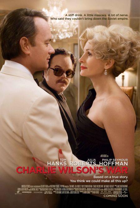 Charlie Wilson's War (2007) Main Poster