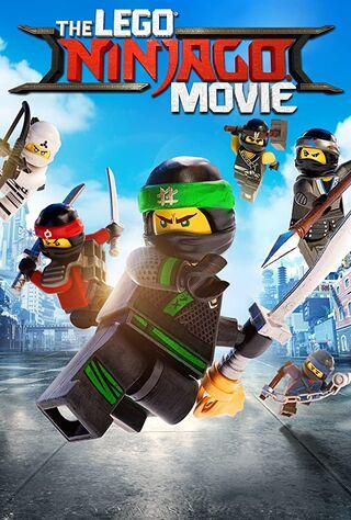 The Lego Ninjago Movie (2017) Main Poster