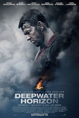 Deepwater Horizon (2016) Main Poster