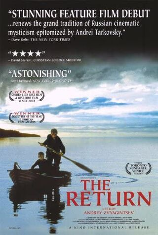 The Return (2003) Main Poster