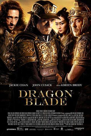 Dragon Blade (2015) Main Poster