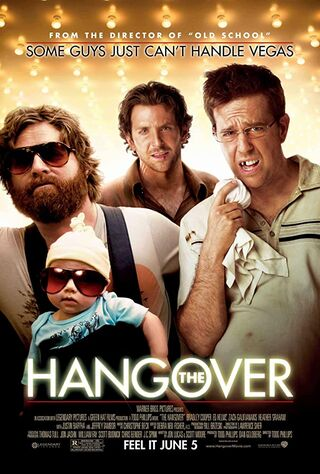 The Hangover (2009) Main Poster
